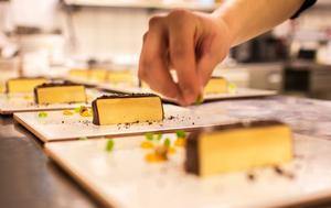 """Under Åre Gastronomy Week 2015 gästade Jonas Lagerström och  Jens Dolk Tott hotell med  """"Match made in heaven"""".  Foto:  Åre Media Network"""