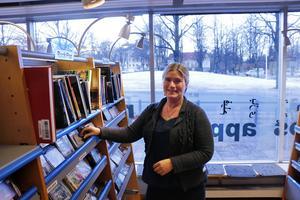 Helene Börjesson (MP), nya ordföranden i kultur- och fritidsnämnden, tycker att det är viktigt att Gävle får ett nytt, centralt bibliotek.