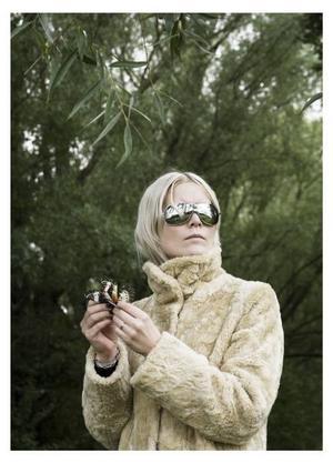 """Fever Rays turné kommer att bestå av en stor och påkostad liveshow. """"Det är nästan som teater"""", säger Karin Dreijer Andersson.  Foto: Elin Berge"""