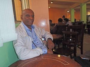 UD för en dialog för att säkerställa att den fängslade Fikru Maru får den vård han behöver.