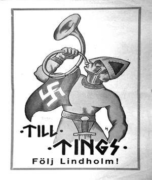 Den fornnordiska romantiken har alltid tilltalat nazisterna.