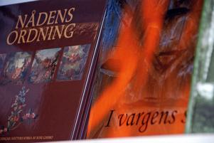 Lokal bokproduktion,  I Nådens ordning av Sune Garmo och I Vargens spår, utgiven av Rättviks Naturskyddsförening.
