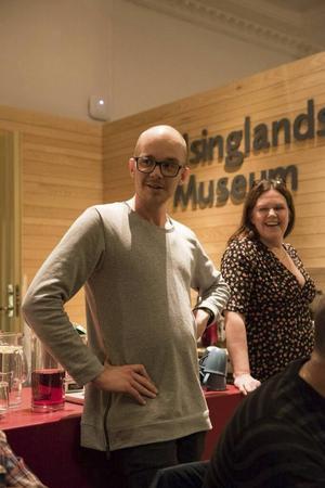 Kristofer Sundman är kompositör för
