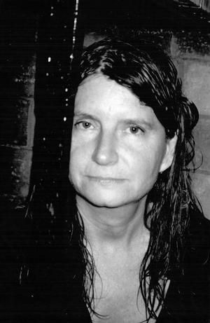 Poeten Eva Kristina Olsson är aktuell med ny lyriksamling. Foto: Ulf Eriksson
