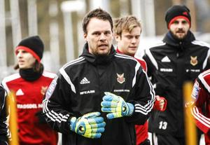 Petter Augustsson har varit ÖFK:s förstemålvakt två säsonger i följd nu.
