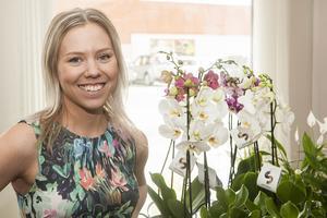 Maren Höglund är glad att få öppna eget i Hede