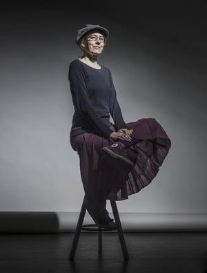 Li Österberg från Sandviken nomineras till seriepriset Urhunden.