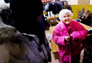 Det är aldrig för sent. 88-åriga Hjördis Söderman har alltid drömt om att bli filmstjärna. Nu gör hon rollen som Selma, som förbereder sig för sin sista jul i livet.