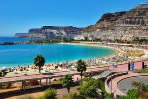 Kanarieöarna är mest populärt i vinter. Destinationen fick en extra knuff av att resandet till Egypten ställdes in fram till årsskiftet.
