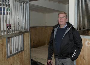–Calles box känns väldigt tom, konstaterar Harri Wiklund.