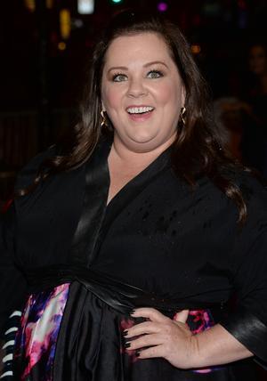 Melissa McCarthy har gjort en lyckad imitation av pressekreteraren Sean Spicer.