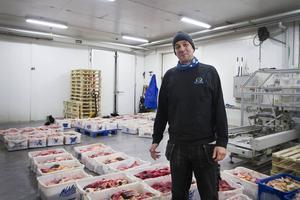 Mats Engman är född in i verksamheten, nu driver han den med sina två bröder och en ytterligare anställd, som också ses som familj.
