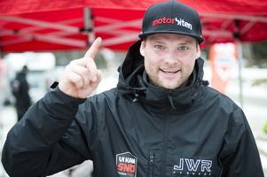 Andreas Mårten, Mora MK, var förstås nöjd efter segern.