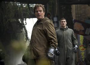 Bryan Cranston är vi vana att se i tv-serien