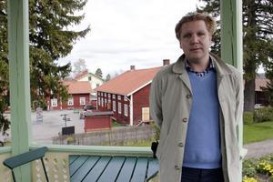 För andra året är det Marcus Hellsten som är verksamhetsledare för Stenegård, hans uppgift är att koordinera alla verksamheter. En viktig roll som gör skillnad enligt hyresgästerna.