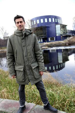 Andreas Segemark har bred erfarenhet från det lokala musiklivet.