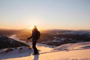 Arkivbild från Åreskutan.