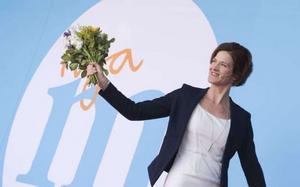 Moderatarenas partiledare Anna Kindberg Batra krävde på måndagen polischefen Dan Eliassons avgång.