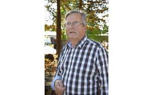 Thomas Björklund är ordförande för Jägareförbundet i Dalarna. Foto: Curt Kvicker