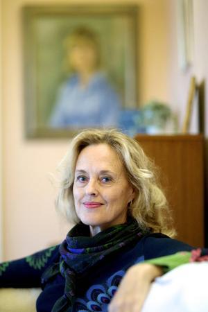 Annika Eisen från Falun har skrivit en uppföljare till sin debut Ta hasard.