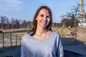 Veronica Henriksson, va-chef på Söderhamn Nära.