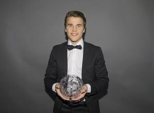 Simon Skrabbs klackmål mot Gefle utsågs till årets snyggaste.