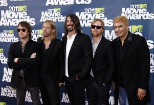 Foo Fighters släpper sitt åttonde studioalbum.