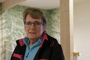 Bodil Olsson från Sikås tänker på pensionärerna.