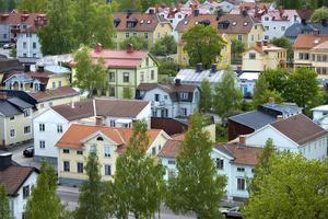 Hudiksvalls kommun ligger bra till i Swedbanks mätning av boindex.