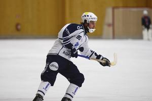Mathias Stavis i IFK Rättvik förra säsongen.
