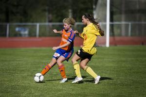 Emma Roos höll stilen i Bollnäs