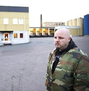 Tommy Ringstedt, Hedemora, ny vice ordförande för SD södra Dalarna.