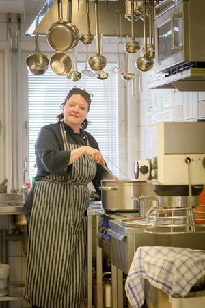 I 20 år har Marianne Dahlberg mättat magar på Håstahöjdens förskola.