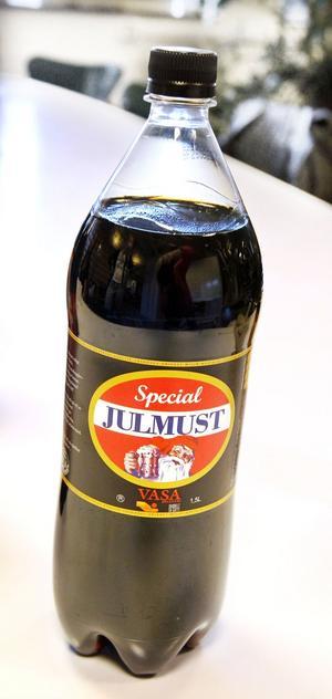 Vasa 20:- (1,5l)Tillverkas i ett litet bryggeri i Sundsvall och grundades 1997.Omdöme: Fruktig, för lite kolsyra, det är inte något vi skulle bjuda tomten på! Betyg: 2/5