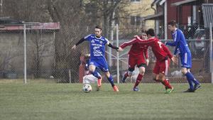 Fagersta Södra vann måndagens träningsmatch mot Borlängelaget IF Tunabro.