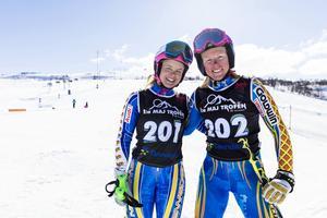 Veronica Smedh och Sandra Näslund körde finalen i damklassen. Segrade gjorde Näslund, hennes andra seger i tävlingen.
