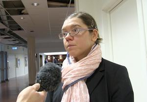 Linda Arnqvist.