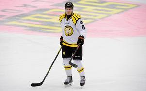 Det stannade vid elva matcher i Brynäströjan för Jesse Niinimäki.