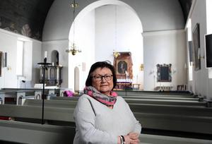 Karin Rensberg-Ripa menar att de sydsamiska bibeltexterna fyller ett stort behov. Bland annat vid dop, bröllop och begravningar.