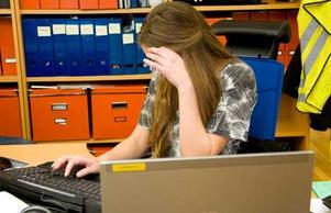 CHOCKEN. När 17-åriga Andrea Meilgaard testar chatsajten tar det bara minuter innan ett könsorgan syns på skärmen.