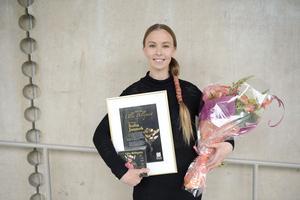 STOCKHOLM 20170530Artisten, sångaren och låtskrivaren Sofia Jannok får Ulla Billquist-stipendiet.Foto: Janerik Henriksson / TT / Kod 10010