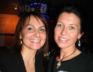 Pluto. Nicolette och Susanne