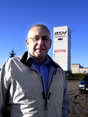 När Jan-Olov Bergkvist startade BSM 1972 var han själv.