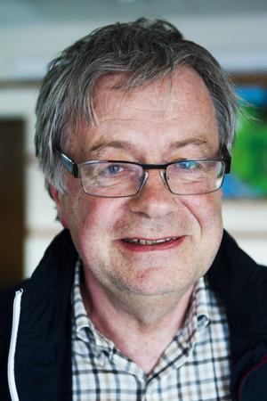 Håkan Larsson (C), särskild utredare i Jaktlagsutredningen.