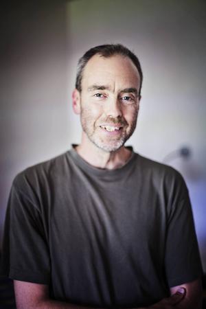 Till vardags arbetar Peo Eriksson som naturvårdare på länsstyrelsen.   – Men jag fotar mer och mer, säger han.