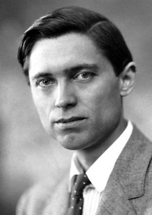Theodor Svedberg.