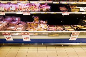 Bacon är en populär handelsvara bland norrmän.