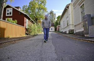 David Lilja Elfström gör musik under namnet Moist.