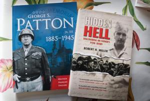 Flera böcker om den berömda generalen finns utgivna.