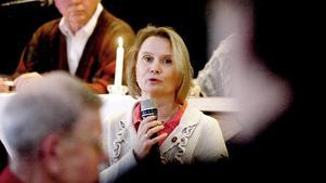 Marie-Louise Forsberg-Fransson.